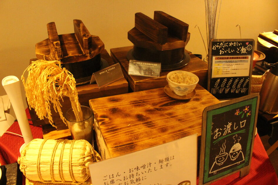 Karuizawa-marriotthotel breakfast