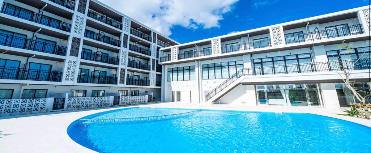 ホテルトリフィート宮古島リゾート プール