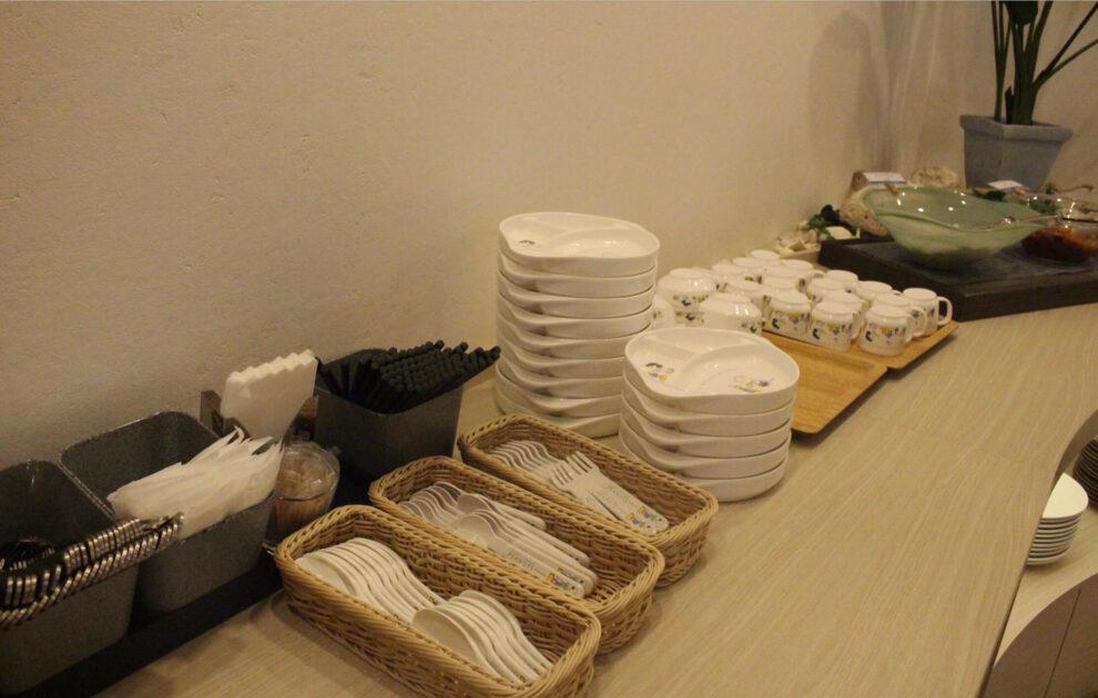 ホテルトリフィート宮古島リゾート 子ども用食器