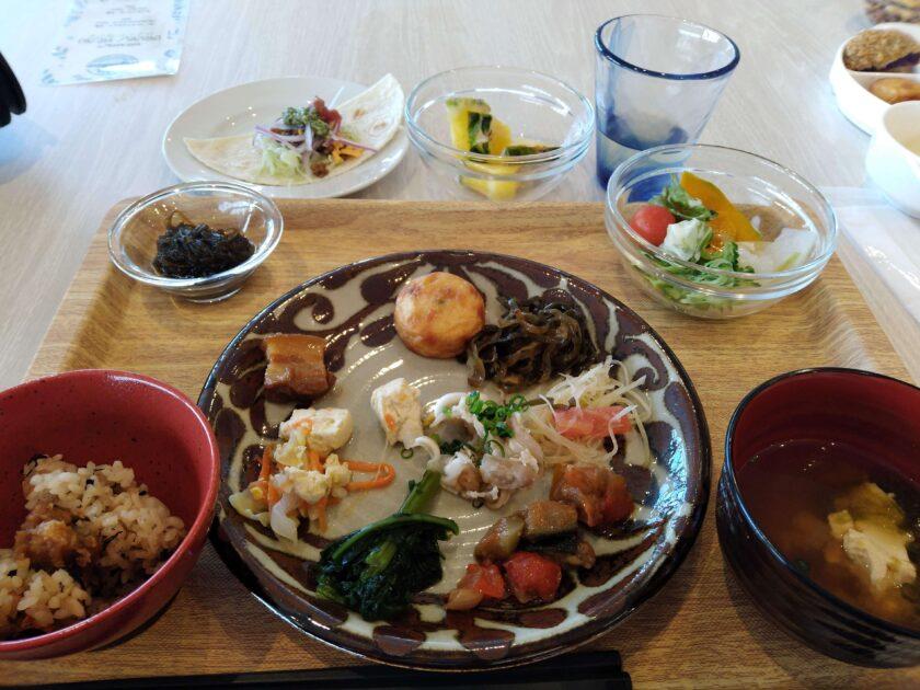 ホテルトリフィート宮古島リゾート 朝食